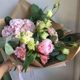 Букет цветов Перо