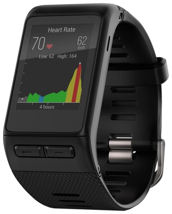 Garmin Vivoactive HR смарт-часы для мультиспорта с оптическим датчиком пульса и GPS