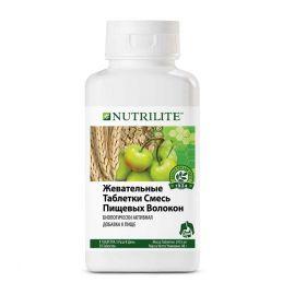 NUTRILITE™ Жевательные таблетки смесь пищевых волокон