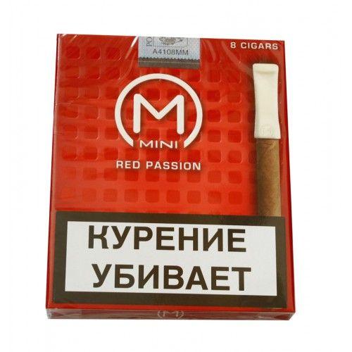 Сигариллы M Mini Red Passion