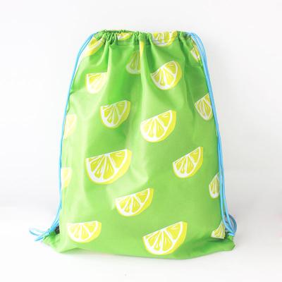 Рюкзак - мешок (с лимоном)