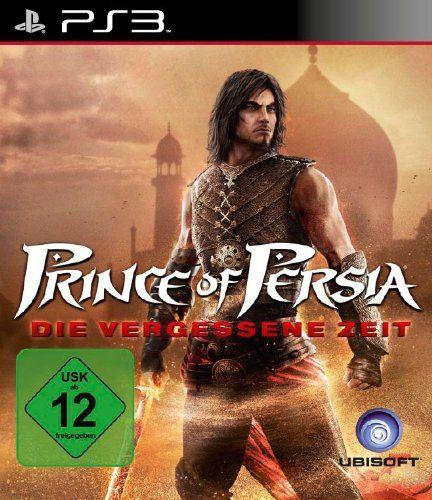 Игра Prince of Persia Забытые пески (PS3)