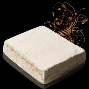 Торт Птичье молоко с кокосом