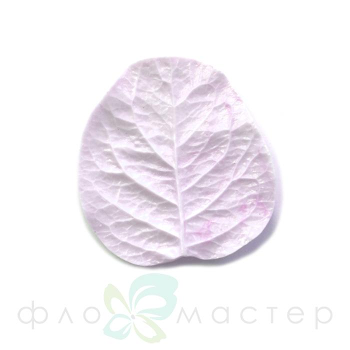 Молд лист каприфоль (жимолость) маленький