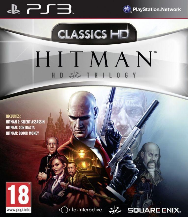 Игра Hitman HD Trilogy (PS3)