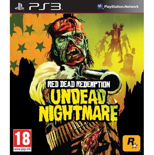 Игра Red Dead Redemption: Undead Nightmare (PS3)