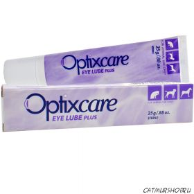 Optixcare Eye Lube Plus - 20 г. - кератопротектор роговицы глаза