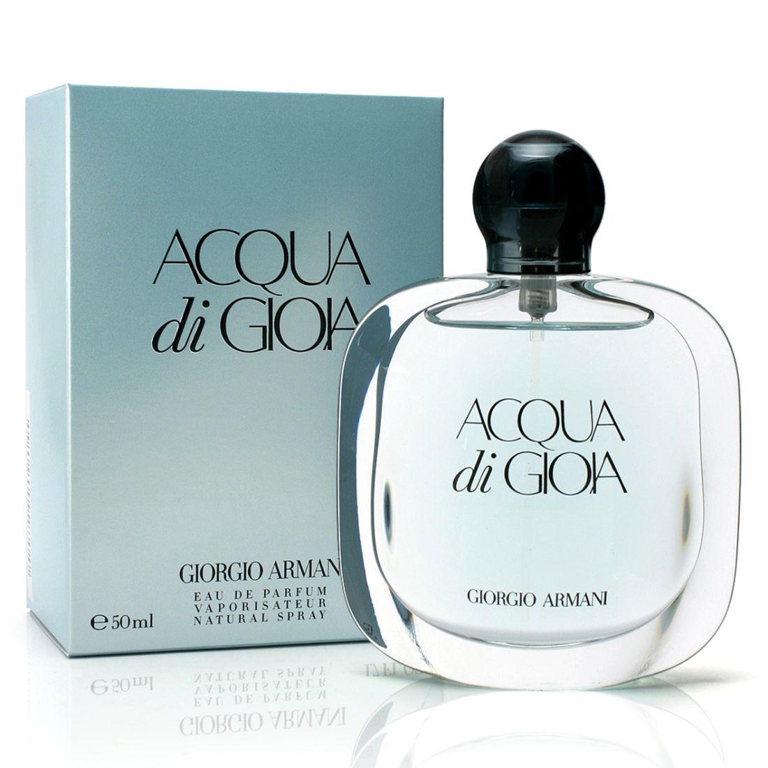 Giorgio Armani - Aqua Di Gioia, 50 ml