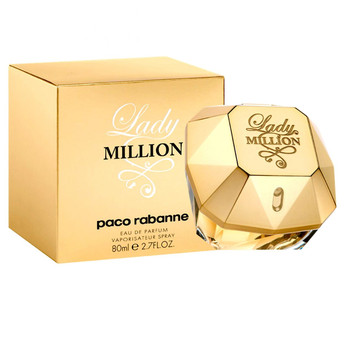 Paco Rabanne - Lady Million, 50 ml