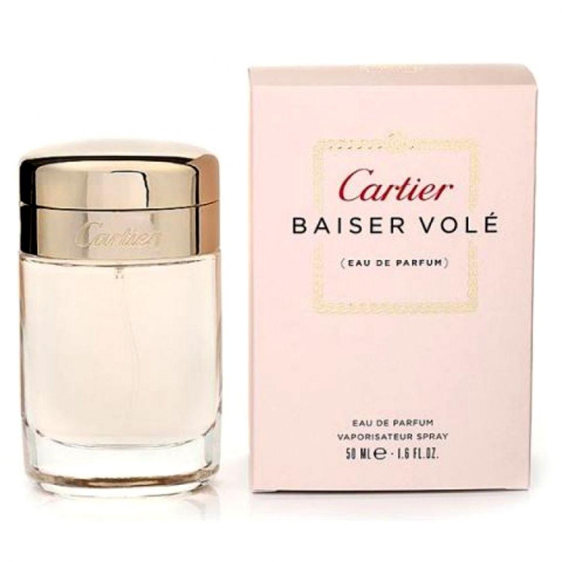 Cartier - Baiser Vole Edp, 50 ml