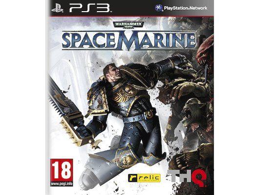 Игра Warhammer 40000 Space Marine (PS3)