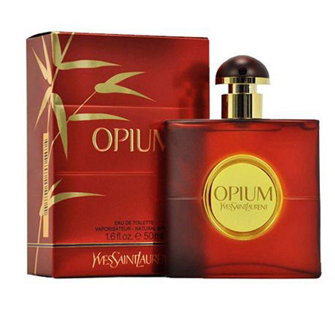 Yves Saint Laurent - Opium, 50 ml