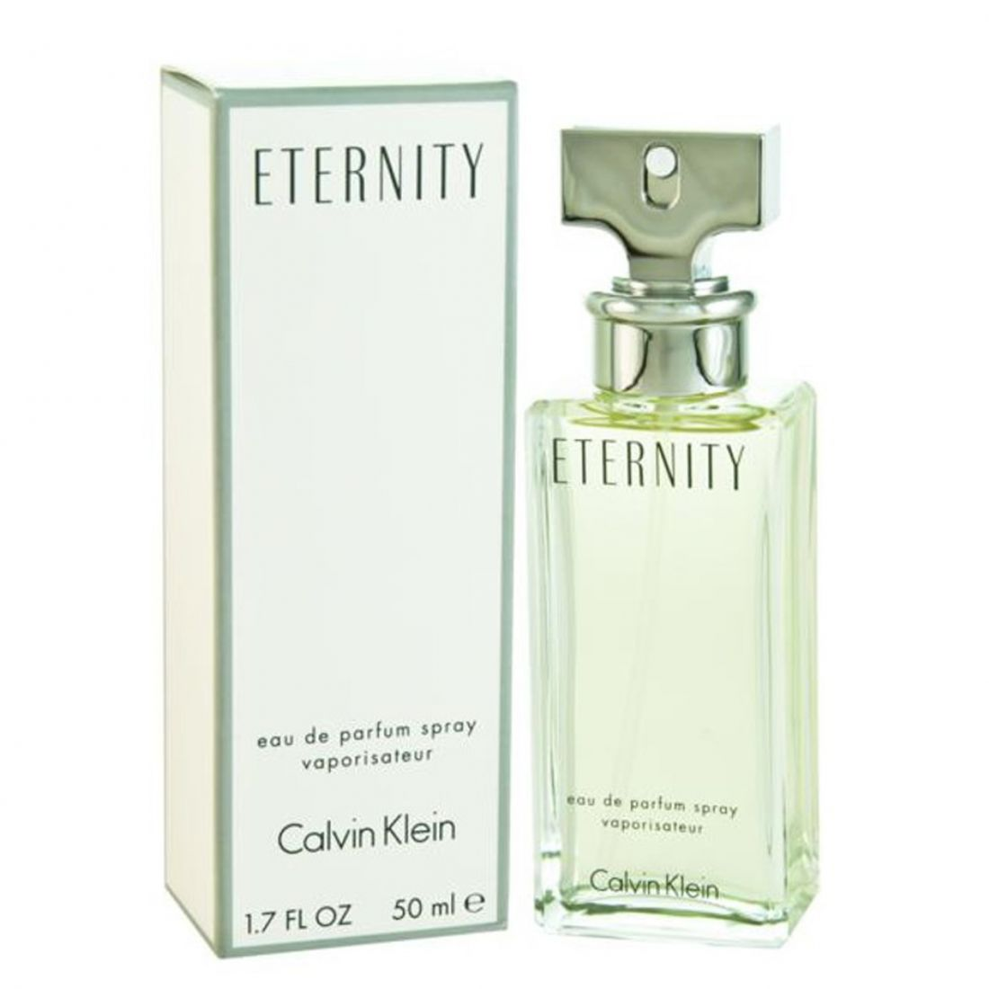 Calvin Klein - Eternity, 50 ml