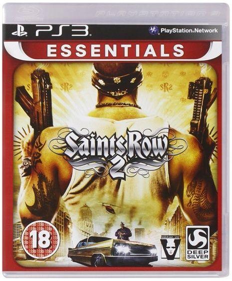 Игра Saints Row 2 (PS3)