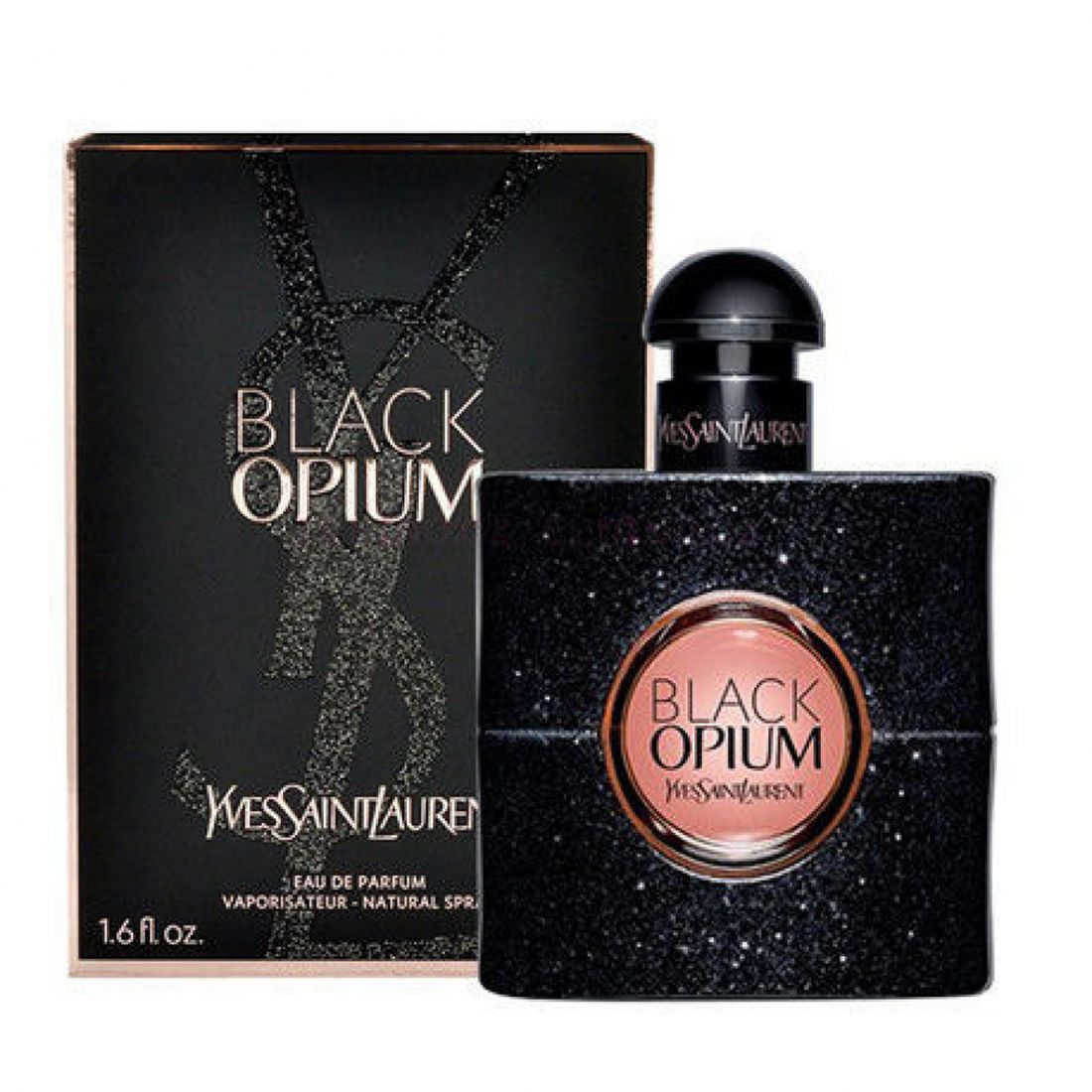 Yves Saint Laurent - Black Opium, 50 ml