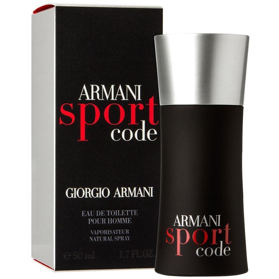 Giorgio Armani - Armani Code Sport, 50 ml