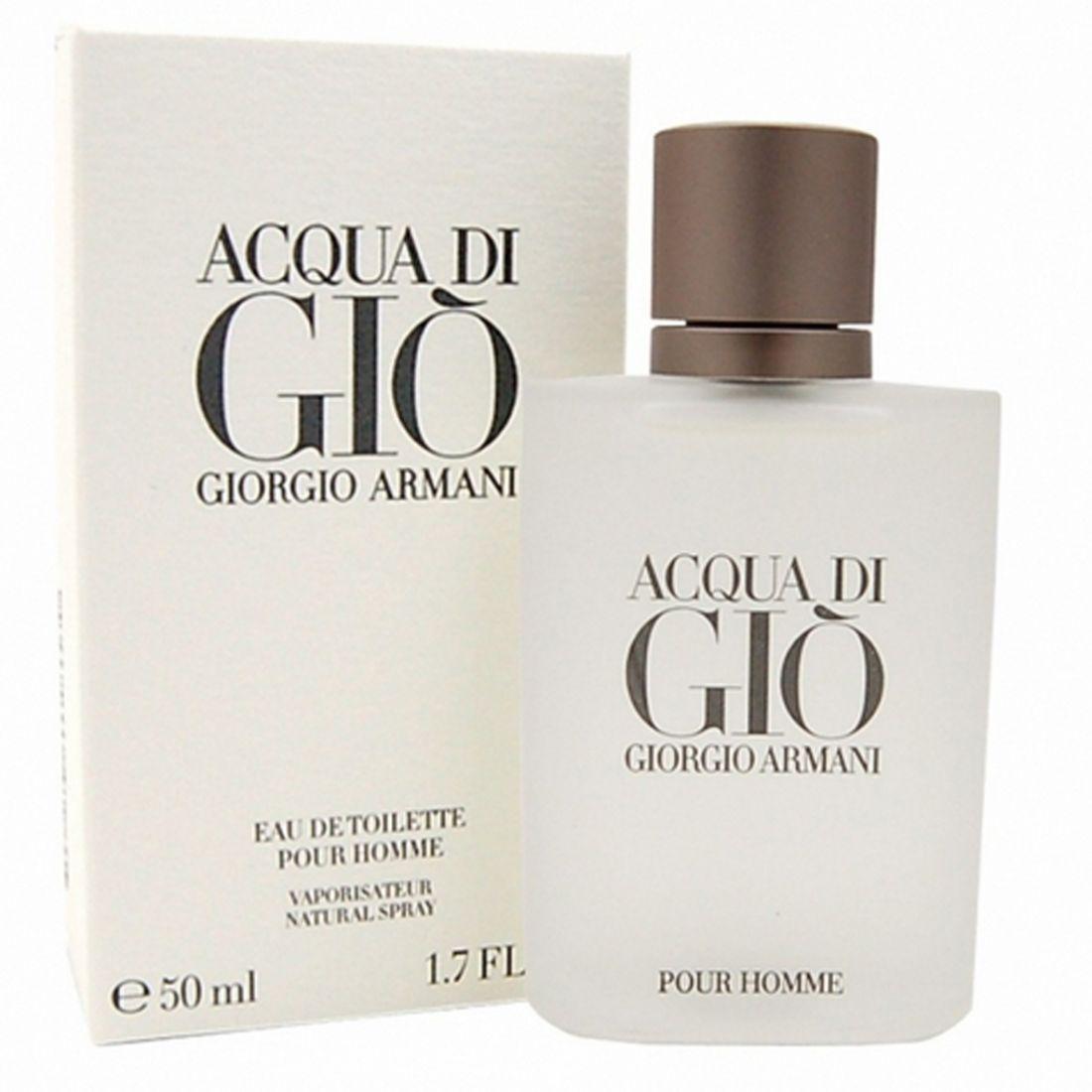 Giorgio Armani - Acqua Di Gio Pour Homme, 50 ml