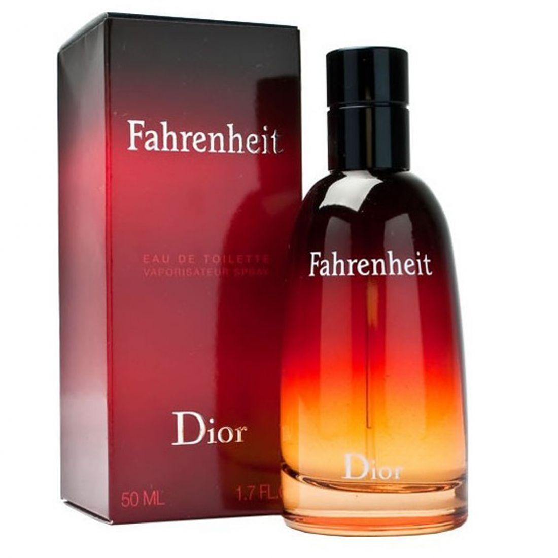 Christian Dior - Fahrenheit, 50 ml