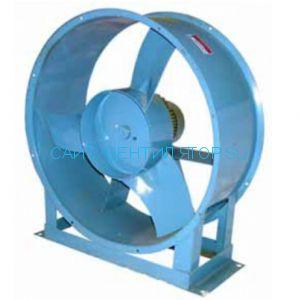 Вентилятор осевой ВО 12.5
