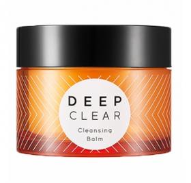 MISSHA Deep Clear Cleansing Balm 100g - Очищающее масло-бальзам для лица