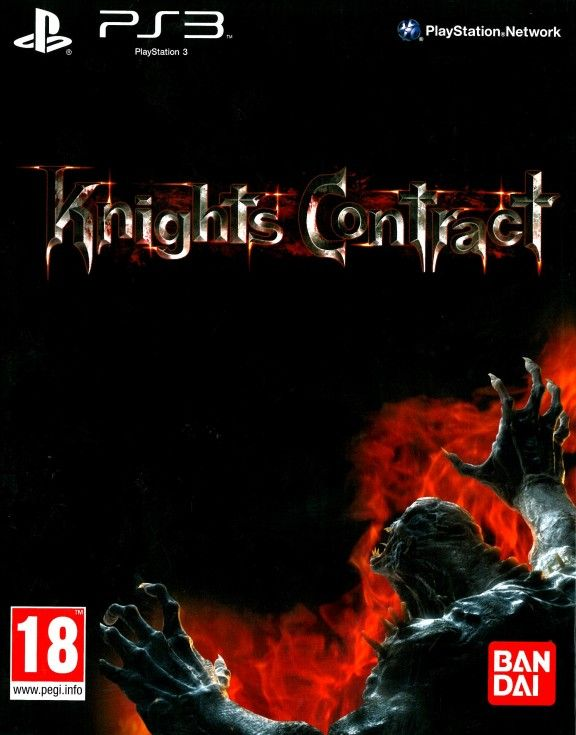 Игра Knights Contract (PS3)