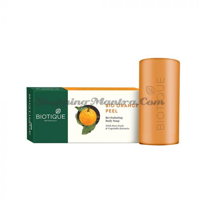 Мыло для тела Биотик Апельсин   Biotique Orange Peel Body Soap