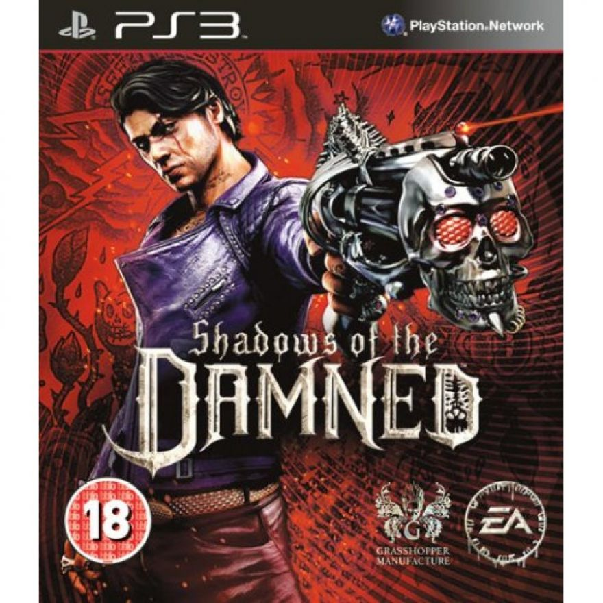 Игра Shadows of the Damned (PS3)