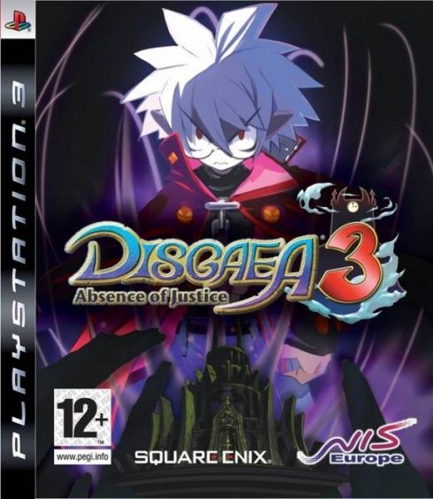 Игра Disgaea 3 Absence of Justice (PS3)