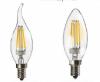 Купить светодиодную лампу Е14 свеча на ветру в Казахстане
