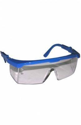 Очки защитные прозрачное стекло.
