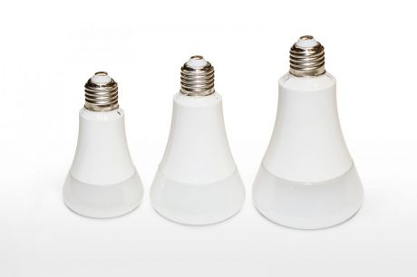 Светодиодная LED лампа E27/ 9W, 12W. 15W