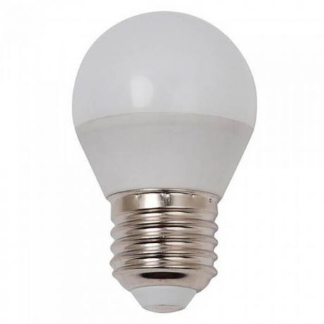 Светодиодная LED лампа Шарик P-G45 E27, 5W