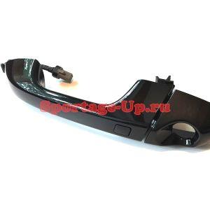 Комплект чёрных наружных ручек дверей KIA Sportage4, MOBIS