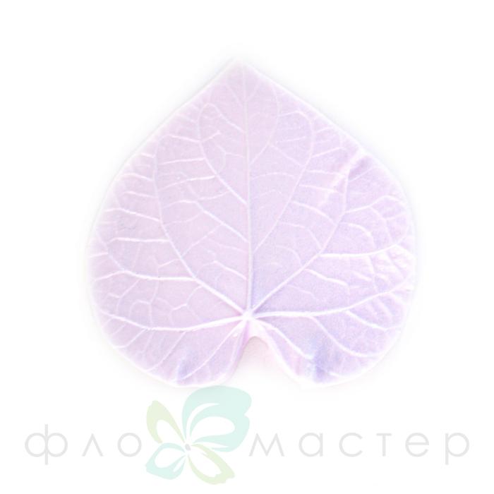 Молд лист декоративного вьюнка маленький
