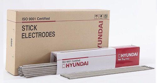 Сварочные электроды HYUNDAI WELDING S-7016.O