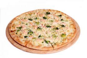 """Пицца """"Нежный лосось"""""""