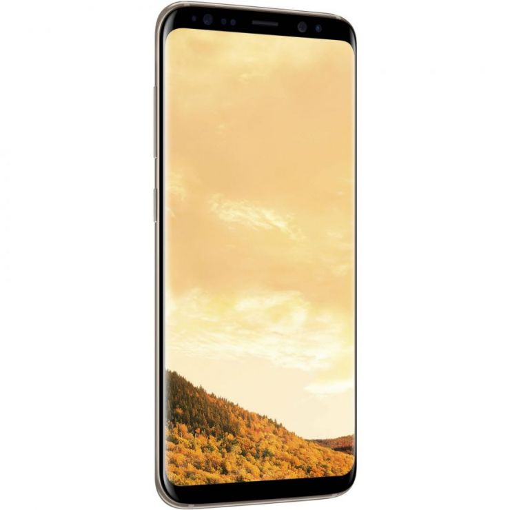 Samsung Galaxy S8 Maple Gold