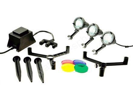 UWL 1250 3-er Set, комплект из 3-х светильников