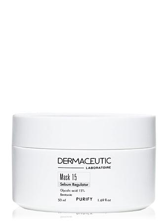 Dermaceutic Очищающая маска Mask 15
