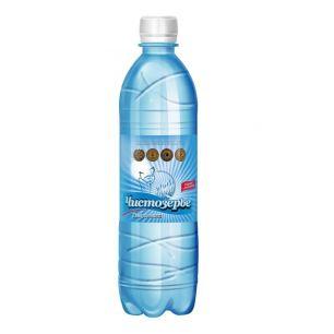 Доставка воды Чистозерье газ. 0,5 л, пэт (1 уп./12 бут.)