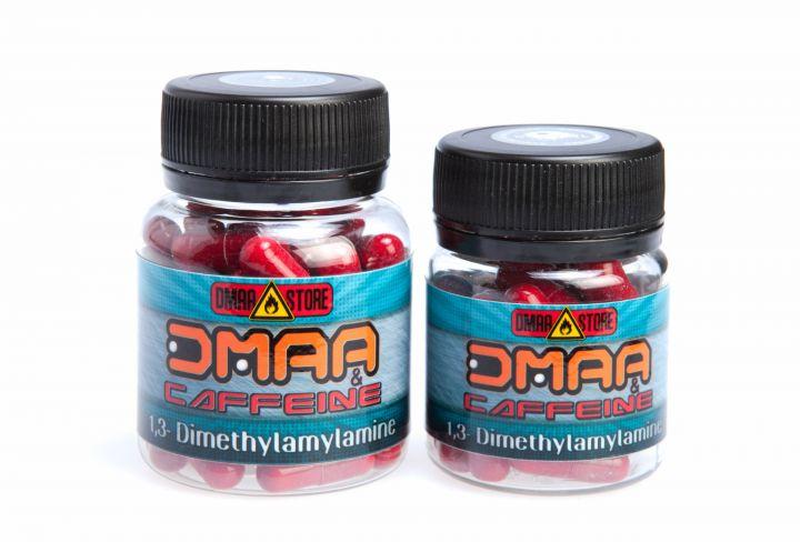 DMAA (герань)+кофеин 100 мг 25 капсул