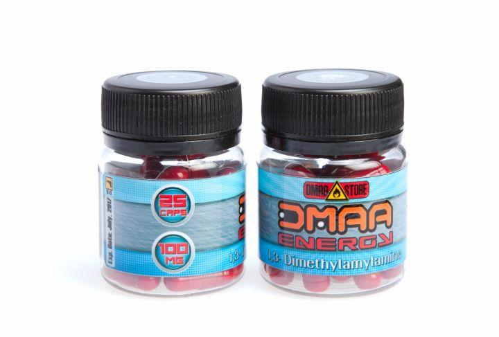 DMAA (герань) 100 мг 25 капсул