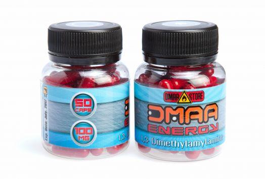 DMAA (герань) 100 мг 50 капсул