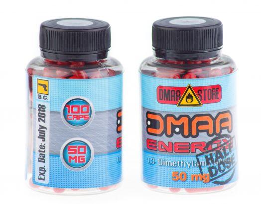 DMAA (герань) 50 мг 100 капсул
