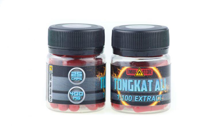 Tongkat Ali (Эврикома) 400 мг 25 капс. (DMAA STORE)