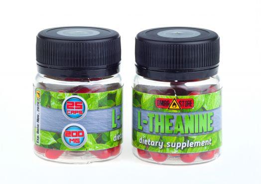 L-Theanine (Тианин) - 200 мг 25 капс. (DMAA STORE)