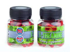 L-Theanine (Тианин) - 200 мг 50 капс