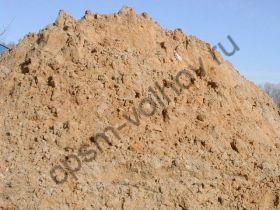Песок карьерный кировск