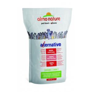 Корм сухой Almo nature Alternative для собак средних и крупных пород с ягненком  и рисом 9.5кг