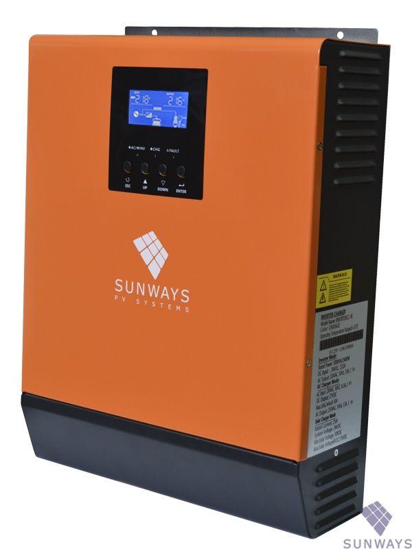 Sunways UMX-NG 3K-24 MPPT (3K-24 MPPT Plus )